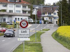Oberwil-Lieli, Switzerland - The richest village in Europe.