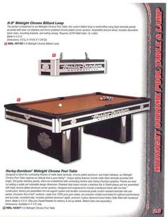 Harley Davidson Pool Table.jpg