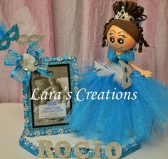Fofucha Doll fofucha picture frame picture by LarasCreationsShop Foam Crafts, Diy And Crafts, Quinceanera Favors, Creation Photo, Clothespin Dolls, Lalaloopsy, Cute Dolls, Craft Tutorials, Homemade Gifts