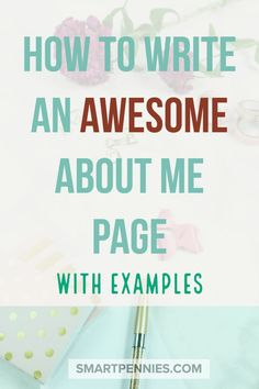 How to Create the Perfect about me page including Examples - Improve Your Money Habits to stop struggling with money Blog Writing, Writing Tips, Writing Prompts, About Me Page, Blog Topics, Make Money Blogging, Blogging Ideas, Messages, Blogging For Beginners