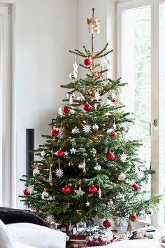 Fact: real Christmas trees, while they smell amazing, are inevitably a headache to clean up thanks to all those teeny tiny pine needles. But here's the trick: after going over the floor with a vacuum, give it a few swipes with the lint roller to take care of any leftover needles still lingering. Get the full how-to instructions from Debra Johnson at Merry Maids.   - Redbook.com
