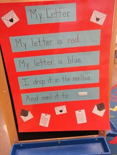 Clough Pike Preschool: Post Office Fun!