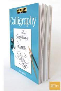 Calligraphy Don Marsh. First steps $494.00