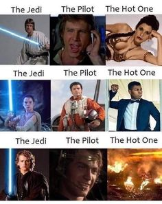 Why is this so true?! Also, in my eyes, Poe is both a pilot AND the hot one. But I'll let Finn take it for now. #StarWars #Inagalaxyfarfaraway