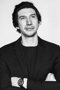 Adam Driver poses for a photo shoot in Cannes on May 19th, 2018. Photos by Francois Bertier.