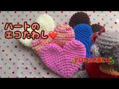 洗剤いらずで汚れを落としてくれるアクリルたわしはとってもエコ! 見た目もすごくかわいいし、アクリル毛糸があれば、すぐに編めちゃうのが魅力的。 暇なときに手を動かして、アクリルたわしを作ってみませんか? Knitting Videos, Knots, Crochet Hats, Crafts, Youtube, Tejidos, Knitting Hats, Manualidades, Handmade Crafts