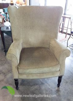 Highback Wingback Chair