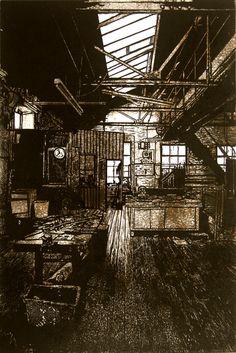 Engineer's Office - Sunnybank Mills