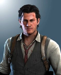 bsaapiers:  Sebastian Castellanos as he appears in the final version of The Evil Within!
