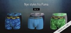Der er fede styles ved puma