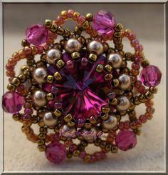 Anillo Saba.Pattern bijoux: Anello Saba