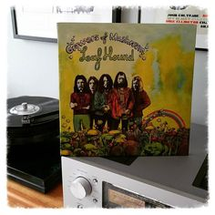 """Originally released by Decca in 1971  and an original costs more than my car. Thank gawd for reissues. Growers of mushroom by #leafhound is considered a classic today. Classic #70s #hardrock not too far from more well known bands like Led Zeppelin and Free (of which I believe there was a connection to Leafhound but I don't remember the deatils right now). The opening track """"Freelance fiend"""" is a gem.  #nowlistening #nowspinning #vinyl #vinyljunkie #vinylrecords #vinyljunkiesunite #vinyllove…"""