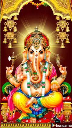 Free Download Ganpati Ji Wallpapers Ganesh In 2019 Pinterest