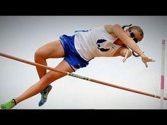 Charlotte Brown: Blind Pole Vaulter Wins Bronze Medal in Texas High School Championships House Blinds, Blinds For Windows, Blind Art, Texas High School, Cellular Blinds, Bali Blinds, Blinds Design, Pole Vault, Blackout Blinds