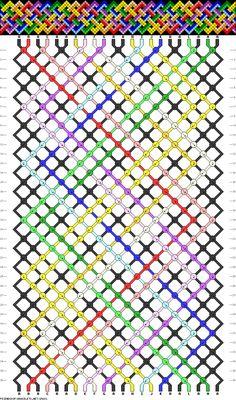 22 strings, 36 rows, 13 colors
