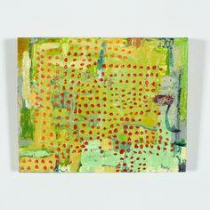 Molly Herman  Fanchon Dot  2009-2014 oil on panel  8 in x 10 in
