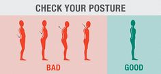 The Science Of Posture: Why Sitting Up Straight Makes You Happier And More Productive http://www.fastcompany.com/3021985/work-smart/the-science-of-posture-why-sitting-up-straight-makes-you-happier-and-more-product