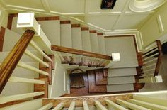 Like to panel ideas for the stairwell