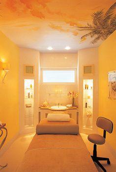 Treatment Room, Indulgence Spa, Royal Westmoreland, Barbados