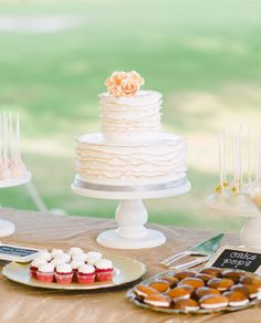 Charming Southern wedding | Real Weddings and Parties | 100 Layer Cake
