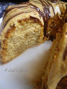 Peanut Butter Pound Cake         :)