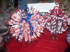 tootsie roll crafts | Smartie And Tootsie Roll Candy Sundae Photo by CraftyNat | Photobucket