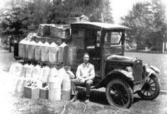 The History of Moonshine - making moonshine is considered a tradition; it is part of Appalachian & Southern culture that thrives throughout the history of the South.  Even though the days of moonshine runners are long gone, their history helped create custom cars & hot rods and make NASCAR a part of our Southern tradition.