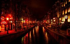 Red Light District, The Netherlands