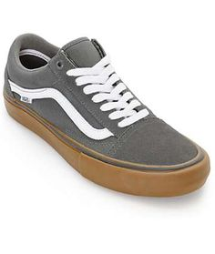 Vans Old Skool Pro Skate Shoes (Mens) Vans Skate Shoes 54e65831a02