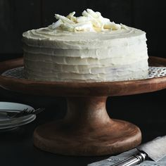 From the classically simple cakes to the elaborately iced, everyone's going to want a second slice. Find these vanilla cake recipes at Chatelaine.com
