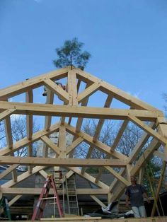 Now You Can Build ANY Shed In A Weekend Even If You've Zero Woodworking Experience! Start building amazing sheds the easier way with a collection of shed plans! Metal Barn Homes, Metal Building Homes, Pole Barn Homes, Timber Frame Homes, Building A Shed, Barndominium Floor Plans, Pole Barn House Plans, Carport Designs, Metal Buildings