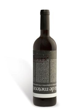 Llavors11 La vinyeta #wine #label www.prettywines.com