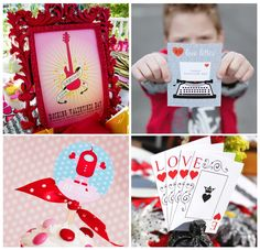 Frog Prince Paperie - Where parties start with a kiss of magic Creative Valentines Day Ideas, Valentines Day Party, Be My Valentine, Valentine Hearts, Love Days, Rock, Love Letters, Red And White, Clip Art
