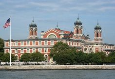 Ellis Island.  This place is amazing especially if you are a history buff or into genealogy.  I want to go back here soon!