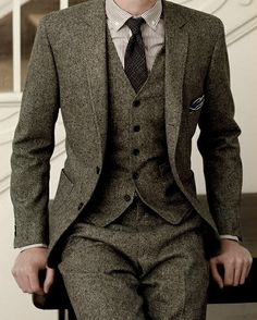 men's winter suit