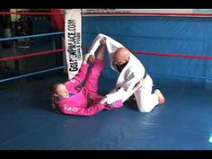 How to Sweep a Larger Opponent