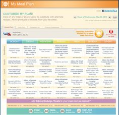 Customize your own low-carb meal plan with over 1,500 recipes for FREE!