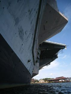 Aircraft Carrier, Navy Yards