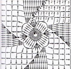 коллекцией авторских разработок асимметричных узоров на квадратах из филейной сетки мастерицы Евдокии Бигун.