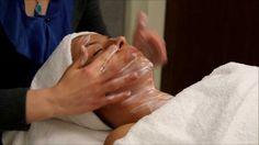 European Facial Massage Procedures