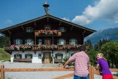 Das Bergdoktorhaus in Ellmau