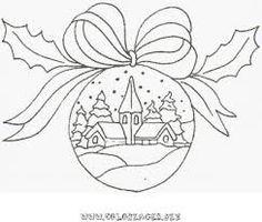 """Résultat de recherche d'images pour """"boules de noel dessin"""""""