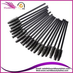 Free shipping 200pcs per lot make up brush,pink mascara wands brush,eyelash extensions brush #Affiliate