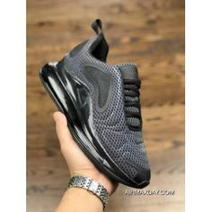 e6e5f7117cb Nike Air Max 720 2019 Gradient Color Black Original Mens Running Shoes  Online