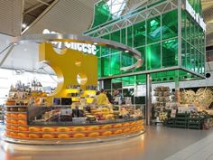 Schiphol Airport Lounge 3 - News - Frameweb