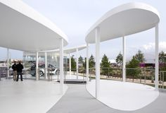 London 2012 BMW Group Pavilion