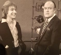 with Bob Hope Bob Hope, Partridge Family, First Crush, David Cassidy, First Love, Musicals, Trust, Crushes, Awards