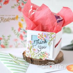 Cute Gifts, Baby Gifts, Diy Envelope, Just Peachy, My Stamp, Birthday Presents, Fun Projects, Special Day, Crates