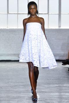 Tanya Taylor Spring 2014 Ready-to-Wear Fashion Show