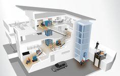 Erschließen Sie bestehende Gebäude auch nachträglich für Rollstuhlfahrer: http://www.hiro-aufzuege.de/behindertenaufzuege.html